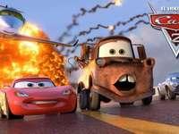 2 coches pixar