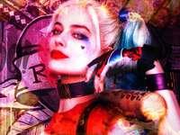 Harley Quinn - Harley Quinn este un personaj din film Echipa de suicid