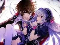 Anime-Paar