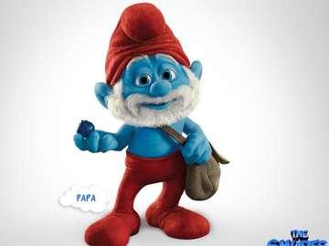 Smurfs 2 - Smurf portraits from the movie-2