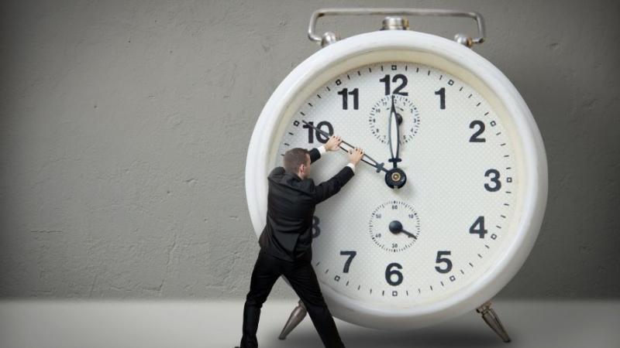 Orologi reversibili - Ritiriamo l'orologio di un'ora