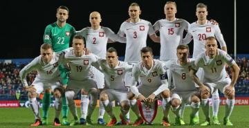 football - National team for the match with Montenegro
