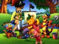 Winnie the Pooh - Winnie Puuh sucht nach einem Schatz