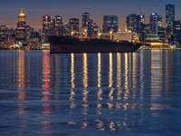 Пристанищен град