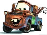 voiture - une voiture d'une voiture de cinéma