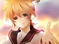 Anime Junge