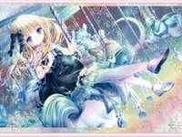 Anime meisje
