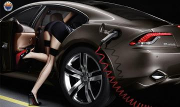 Refueling - refueling of electric vehicle