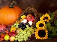 Buon Appetito - verdure e frutta sono molto salutari