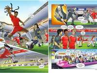 Supa Strikas COMICS