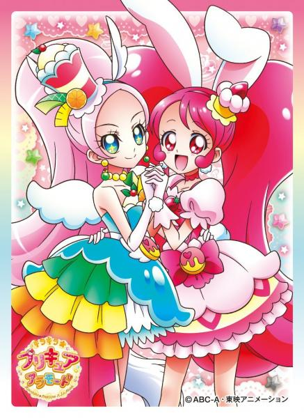 Cure Whip & Cure Parfai (10×10)