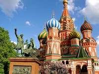 Trochę Rosji - skomplikowana układanka