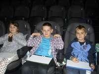 utazás a moziba