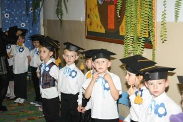 beginning of the school year - this is a photo from the gallery of our school