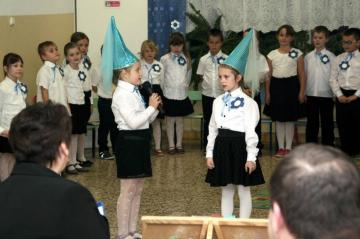 beginning of the school year - This is a photo from the gallery of our school:)