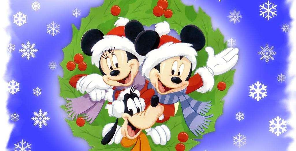 Mickey Mouse - ingewikkelde puzzel (8×8)