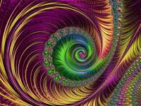 fractals, abstraction, graphic