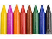χρωματιστά μολύβια - βάλτε μια εικόνα από χρωματιστά μολύβια