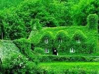 Domů ve Walesu - 500 let starý dům ve Walesu
