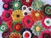 reciclagem criativa de flores - reciclagem criativa = flores