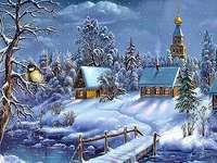 Giorno di vacanza invernale