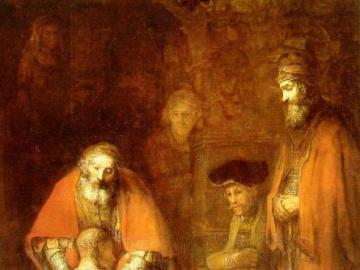Return of the prodigal son - The return of the prodigal son - Rembrandt