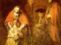 Rückkehr des verlorenen Sohnes - Die Rückkehr des verlorenen Sohnes - Rembrandt