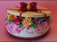 Περιστασιακή τούρτα