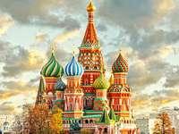 Vörös tér - Oroszország