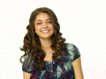 Sarah Hyland - Sarah Hyland. American actress with 'Dream luzer' and 'Contemporary family'.