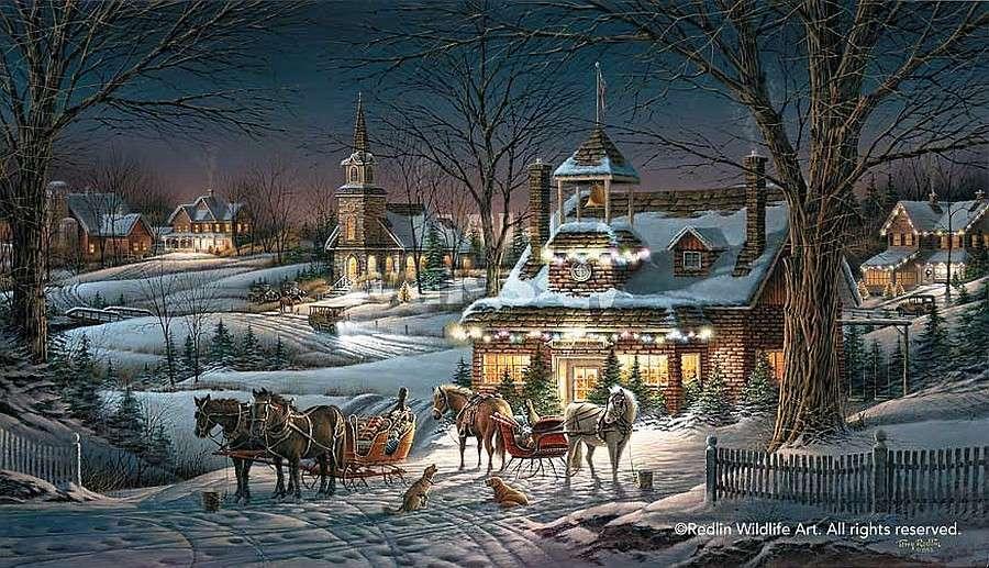 Seara de Crăciun - Seara de Crăciun