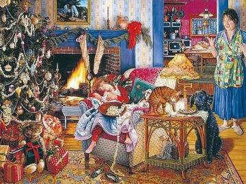 christmas, nativity scene, art -