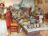 Ajunul Crăciunului într-o casă nobilă - Ajunul Crăciunului într-o casă nobilă
