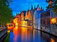 Flamandzka Wenecja - Brugia