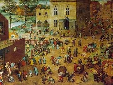 Bruegel: The joy of life - a r - Bruegel: The joy of living in the Renaissance