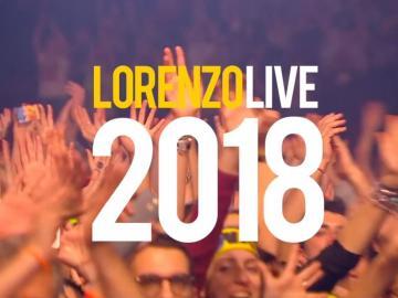 Laurent - 2018 bannière de concert de musique live