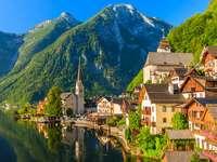 Халщат в Австрия