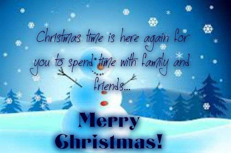 WEIHNACHTSKARTE - Weihnachtswünsche für eTwinning Freunde (6×6)