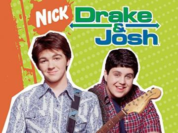 Drake and Josh - The series is about two 15-year-old boys whose parents are getting married and they are forced to li
