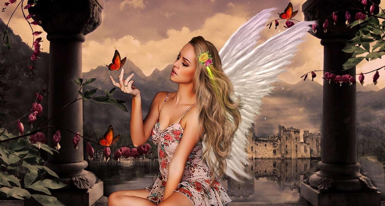 Fata-înger