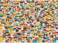Puzzle with faces and faces - Puzzle with faces and faces,frowney emoji