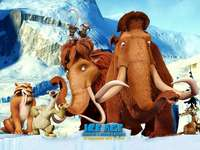 "Fairy tale - Ice Age 3: The Age of the Dinosaurs. Fairy tale which has several parts. ""Who does not have the"