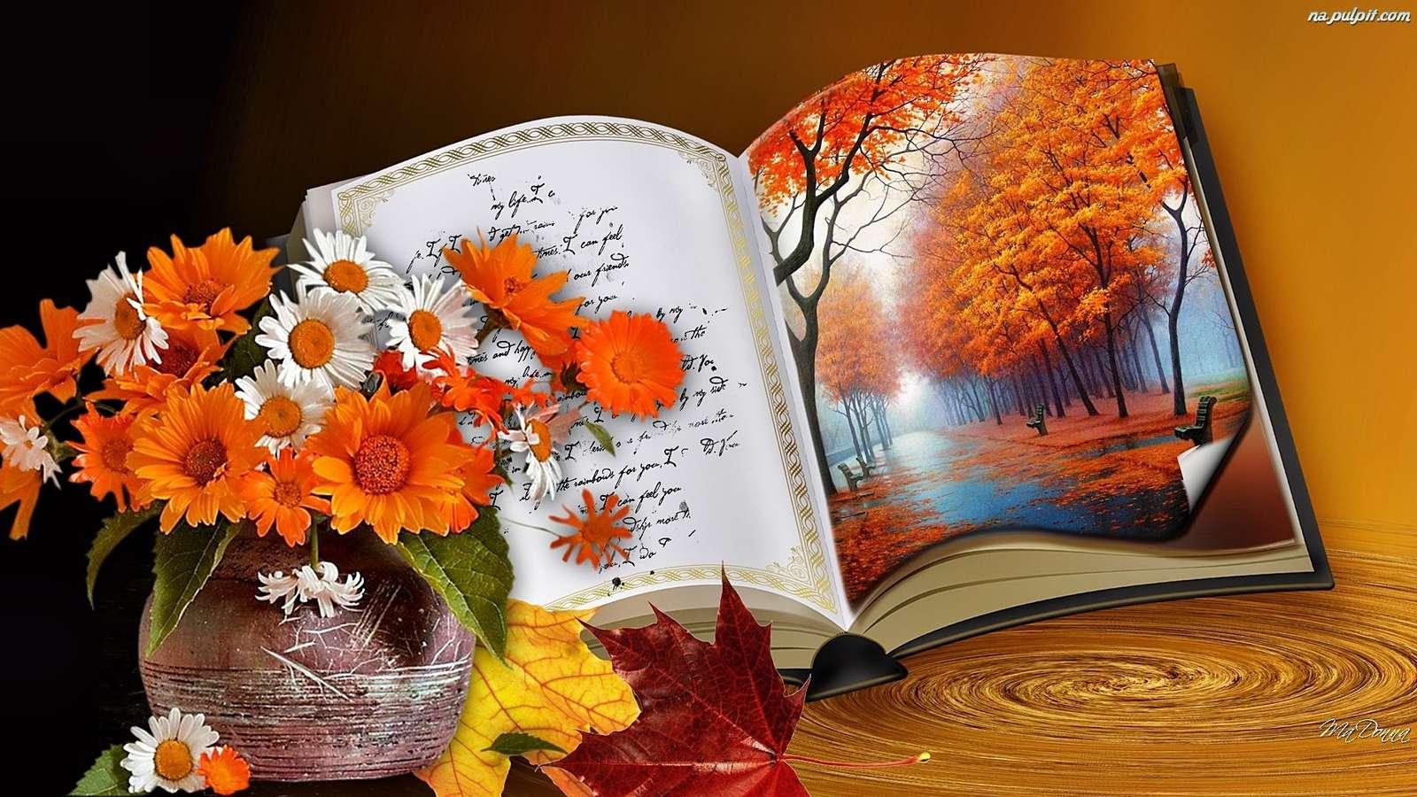 Есенна история пъзел