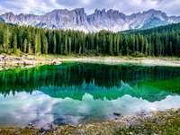 Lago di Carezza - Lago di Carezza - Italy
