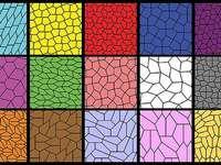 Tous les types de pentagones