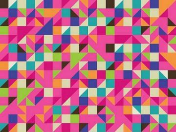 Figures - puzzle géométrique - Figures - puzzle géométrique, jeux de puzzle
