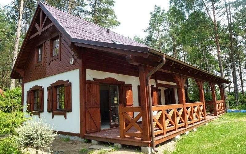 Arbor-Haus - ein bunter Gartenpavillon