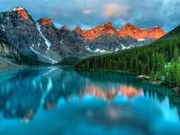 Paysage de montagne - Paysage de montagne
