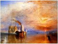 Malarstwo - Morski pejzaż
