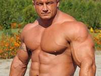 Mariusz Pudzianowski - well-known athlete all over the world